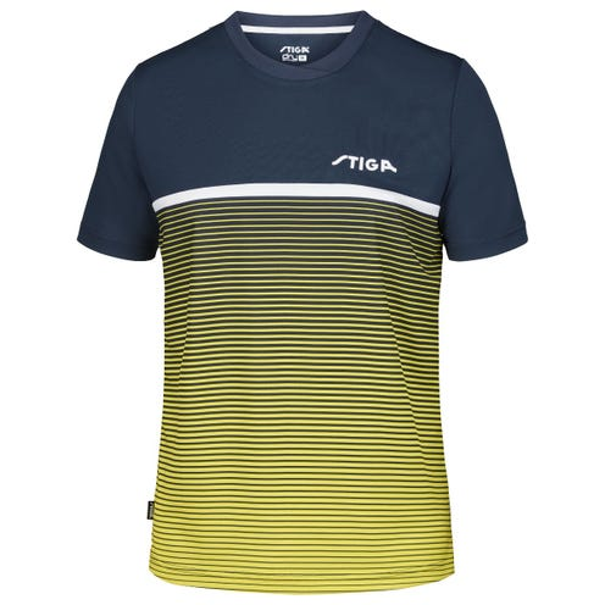 Stiga Lines Yellow/Navy