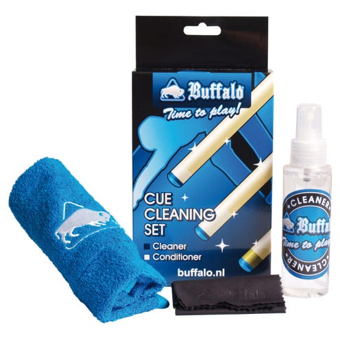 Buffalo Cue Cleaning Set