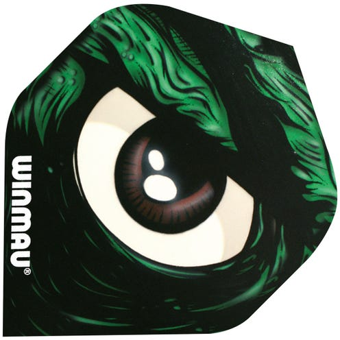 Winmau Mega Standard Green Eye
