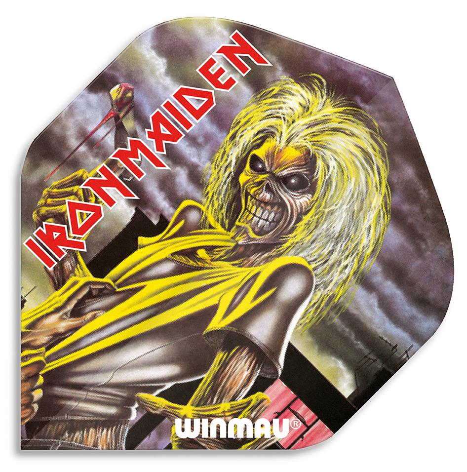 Winmau Rhino Iron Maiden Killers