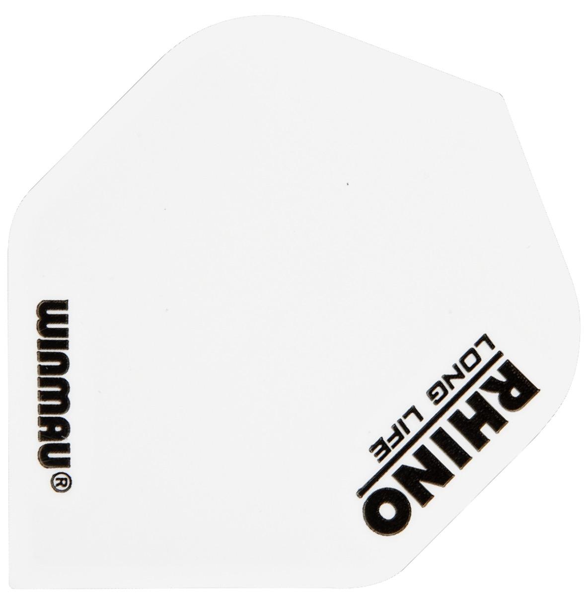 Winmau Rhino Standard Extra Thick White