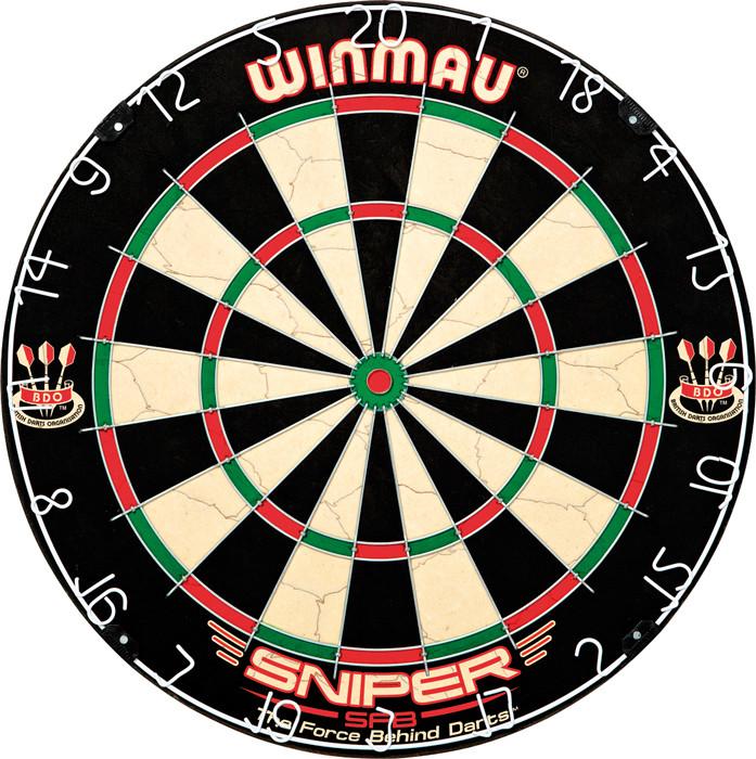 Winmau Sniper set incl.darts