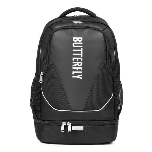 Butterfly Yasyo Silver Backpack