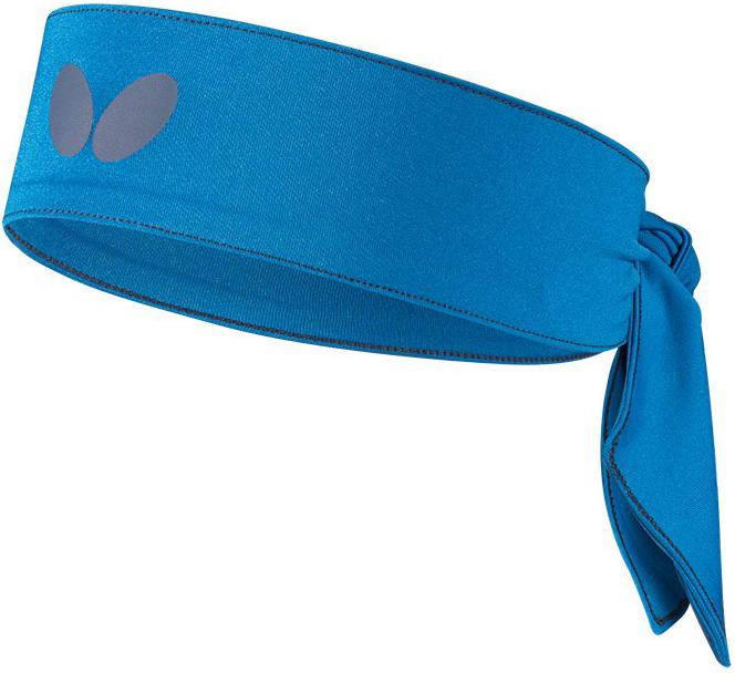 Butterfly Hachimaki Blue