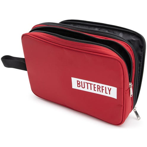 Butterfly Logo 2019 Double Red