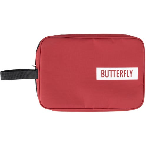 Butterfly Logo 2019 Single Red