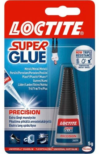 Super Attack Glue