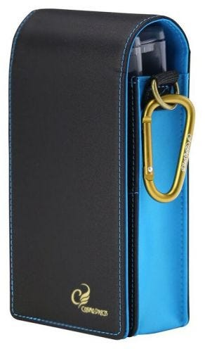 Cosmo Fit Container Black/Blue
