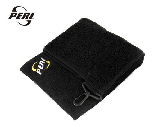 PERI Towel Black