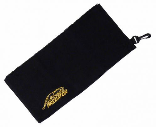 Predator Towel Black
