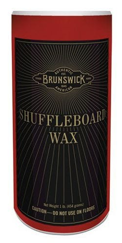Brunswick Powder Wax