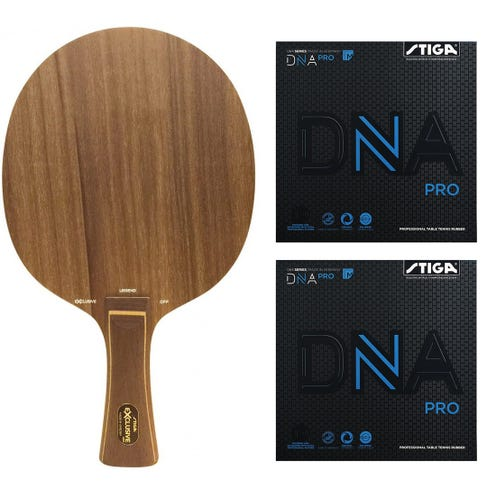 Stiga Exclusive Off + DNA Pro M