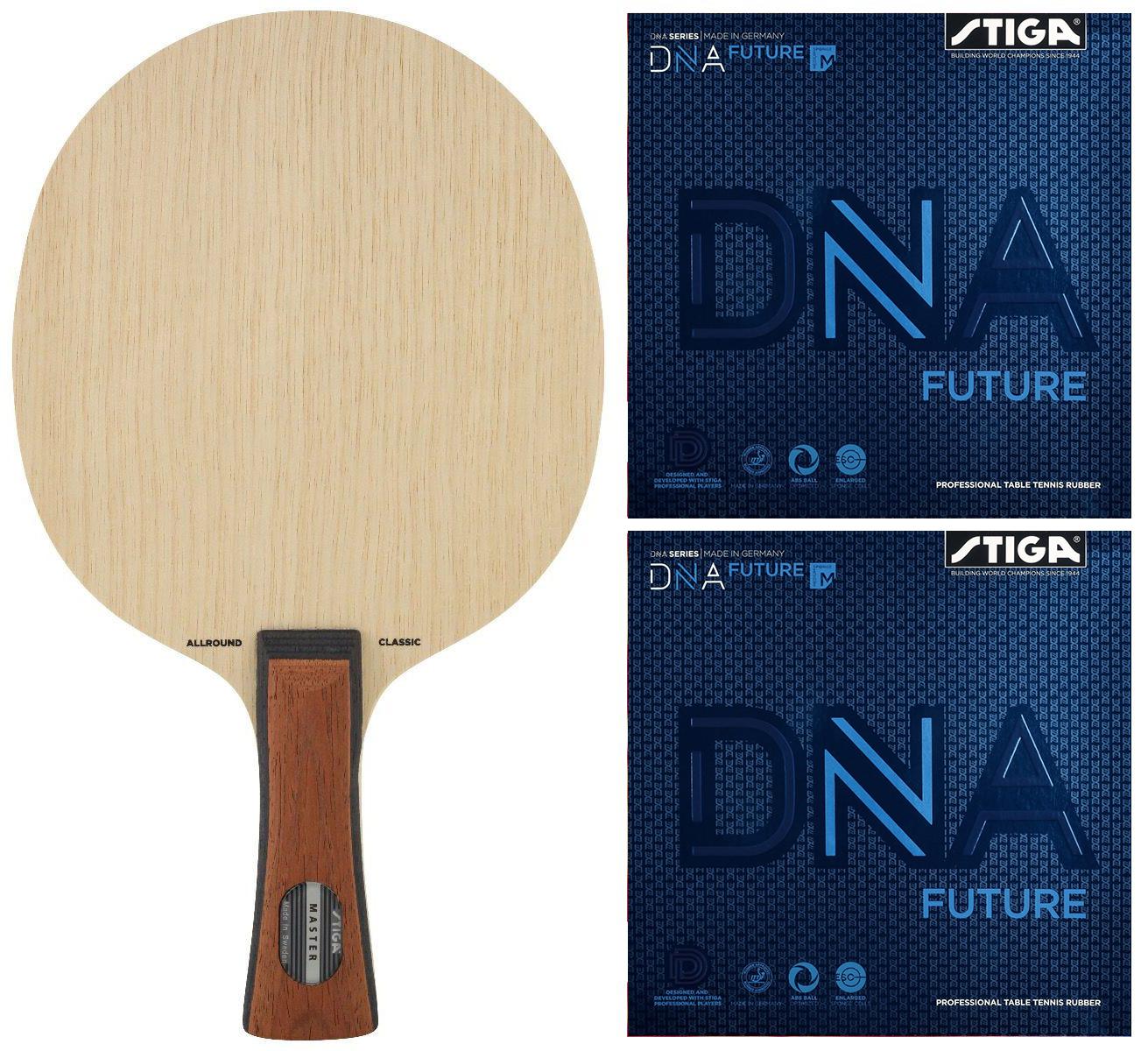 Stiga Allround Classic + DNA Future